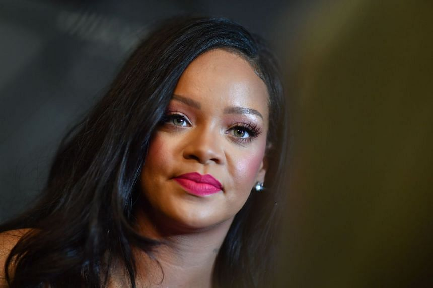 Rihanna, 30, grew up in a troubled home in Barbados and was propelled to fame after visiting US producer Evan Rogers recognised her talents.