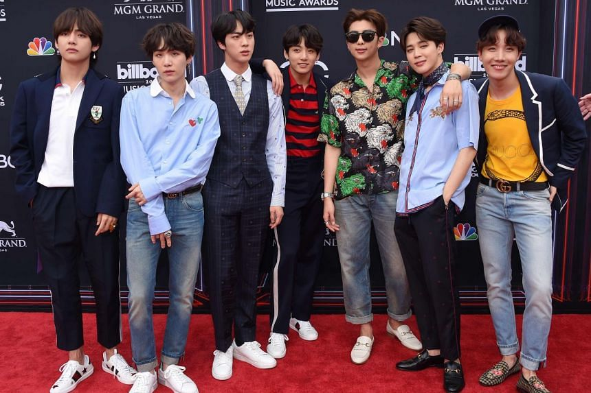 South Korean boyband BTS will address the United Nations on Sept 24 for the launch of a campaign.