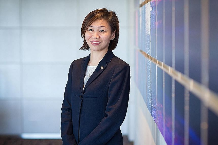 UOB's Ms Chung Shaw Bee says multi-asset funds that have a focus on generating regular payouts are an option to generate income.