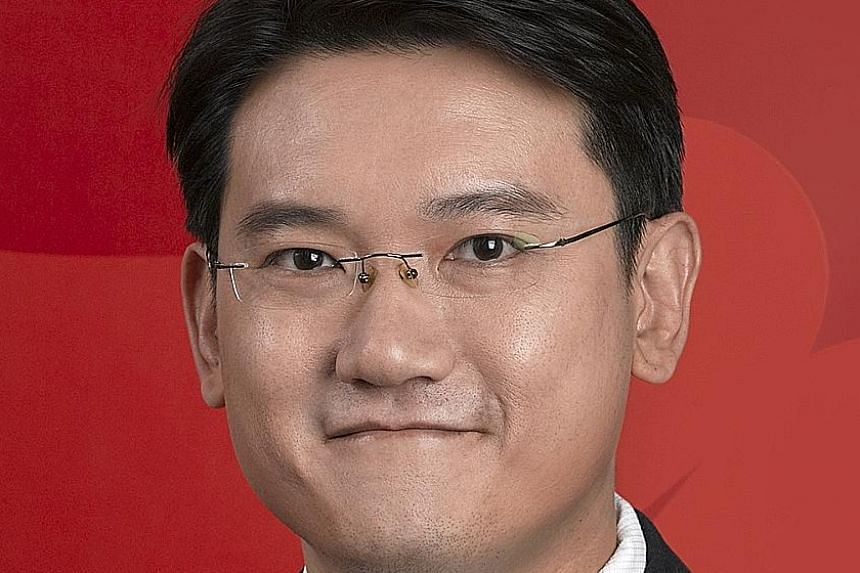 DBS' Mr Brandon Lam advises customers to establish their retirement needs before allocating their funds to optimise returns.
