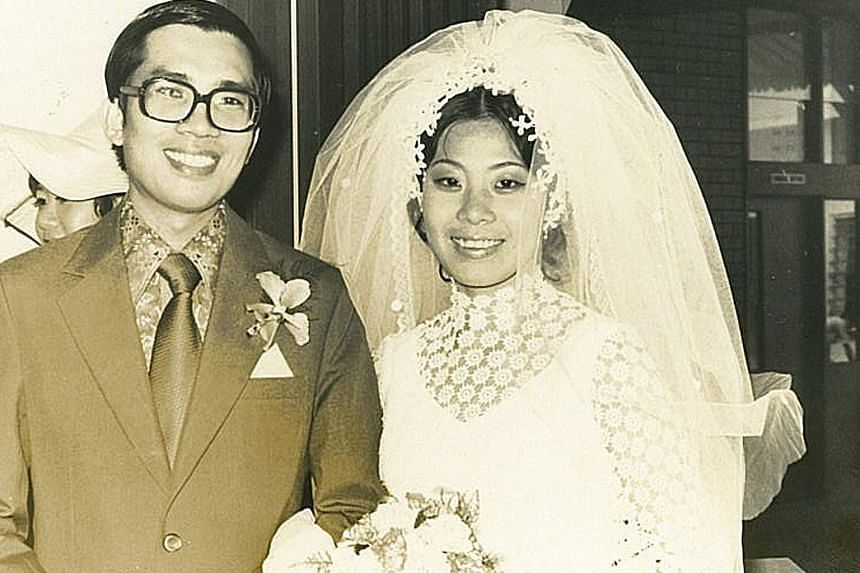 Dr Isaac Lim, 71, and Dr Shirley Lim, 69, have been married for 46 years. Over the years, they have learnt to turn conflicts into chances to learn about themselves and each other.