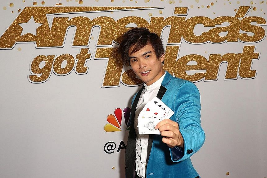 In his first year in college, Shin Lim was diagnosed with carpal tunnel syndrome - which causes pain and numbness in the wrist - and had to pick between music and magic.