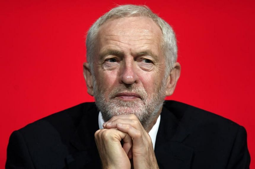 """Britain's Labour Party leader Jeremy Corbyn has so far resisted calls to back a """"People's Vote"""", or new referendum on the decision to quit the EU."""