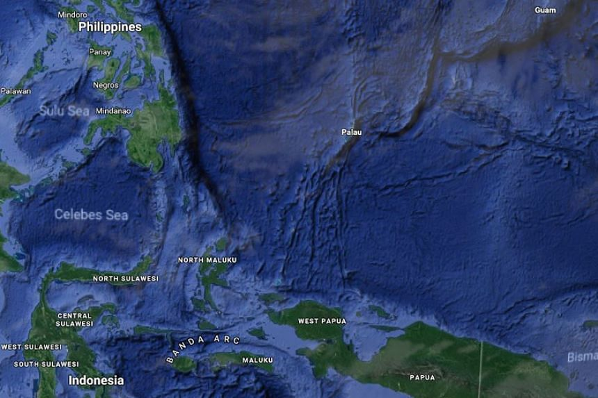 A hard wind on July 14, 2018, blew Aldi Novel Adilang, 19, thousands of kilometres away from home in North Sulawesi to Guam waters.
