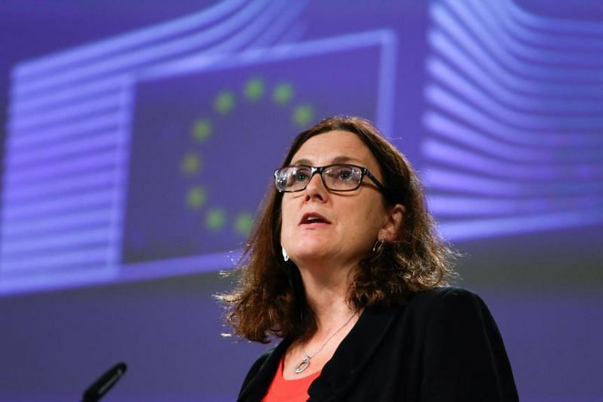 European Commissioner for Trade Cecilia Malmstrom will travel to New York this week to continue negotiations with the US and Japan.