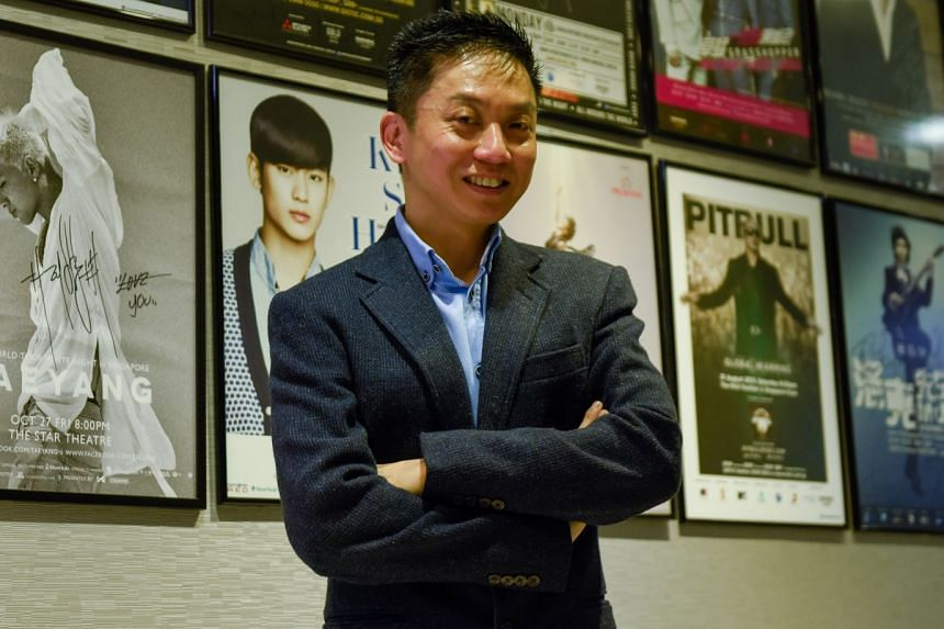 UnUsUaL chief executive Leslie Ong says his company is expanding into productions aimed at families, which have the capacity to reach wider markets and can run seven to eight times a week.
