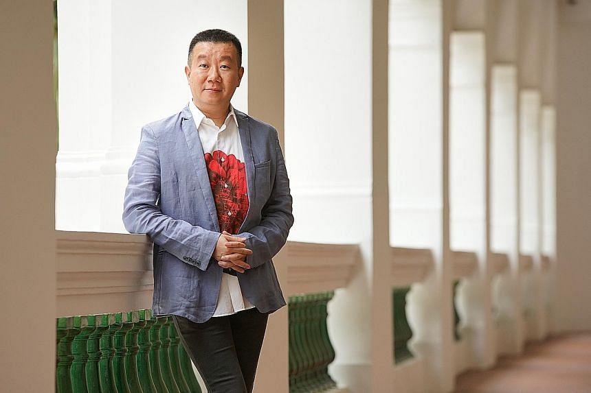Jereme Leung runs a company that operates restaurants and has retail and entertainment arms.