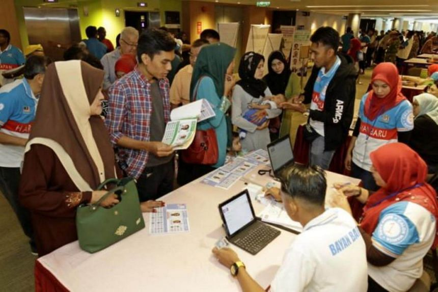 Parti Keadilan Rakyat had used an electronic voting system for the first time on Sept 22, 2018, in Penang and Kedah, but there was a glitch in the system and voting was disrupted.