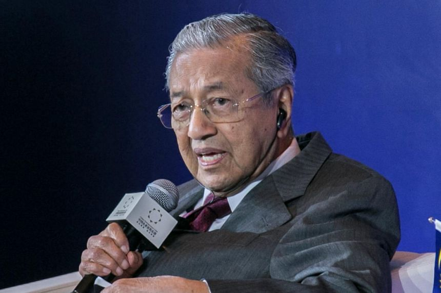 Malaysian Prime Minister Mahathir Mohamad arrives in New York on Sept 25, 2018, for a working visit to the 73rd session of the United Nations General Assembly.