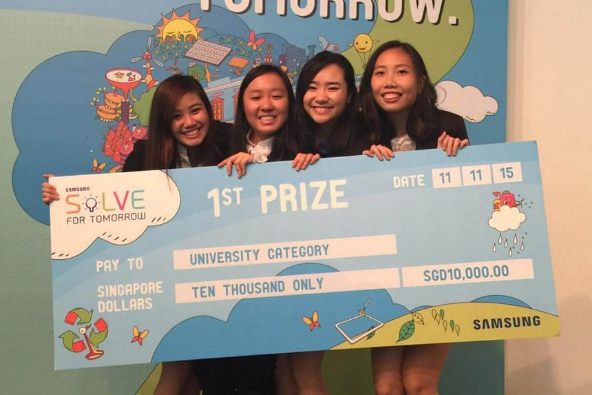 More prizes for winning ideas to tackle social issues, Education