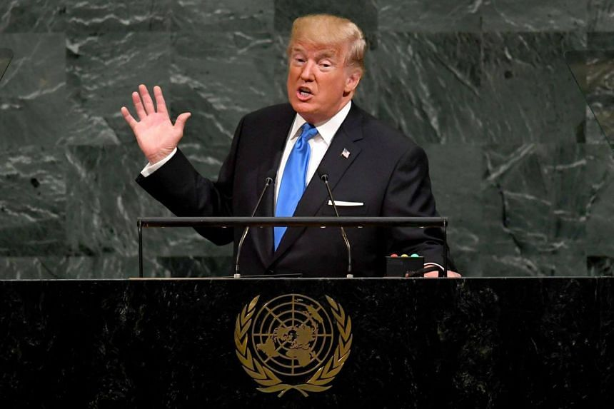 US President Donald Trump's advisers fear that at this year's annual UN General Assembly in New York, he will be overly enthusiastic about engagement with wily adversaries.