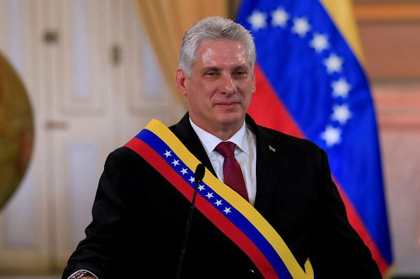Mr Miguel Diaz-Canel will address the UNGA Nelson Mandela Peace Summit on Sept 24 and the General Assembly on Sept 26.