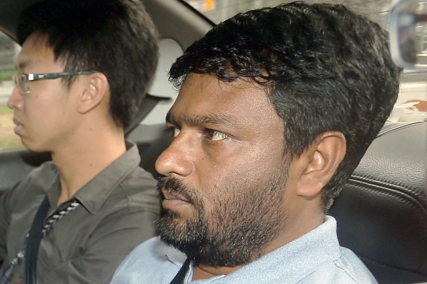 Indian national Bahurudeen Kuthpudeen had fled to Malaysia after encashing three cash cheques he had received from his employer.