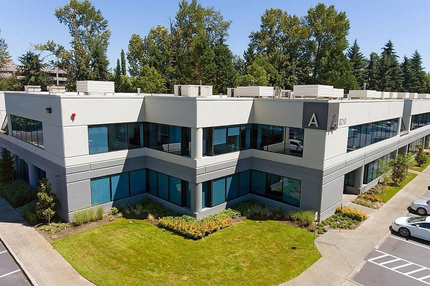 The Westpark Portfolio to be acquired by Keppel-KBS US Reit is a business campus comprising 21 freehold buildings in the Seattle-Tacoma-Bellevue Metropolitan Statistical Area.
