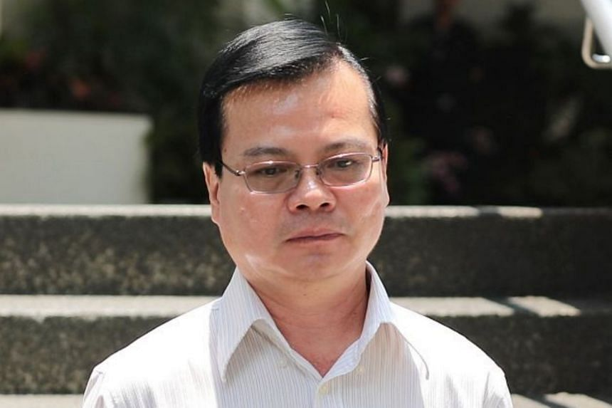 Wong Chee Meng, 58, stands accused of taking bribes from two company directors in exchange for advancing the business interests of their companies with the Ang Mo Kio Town Council.
