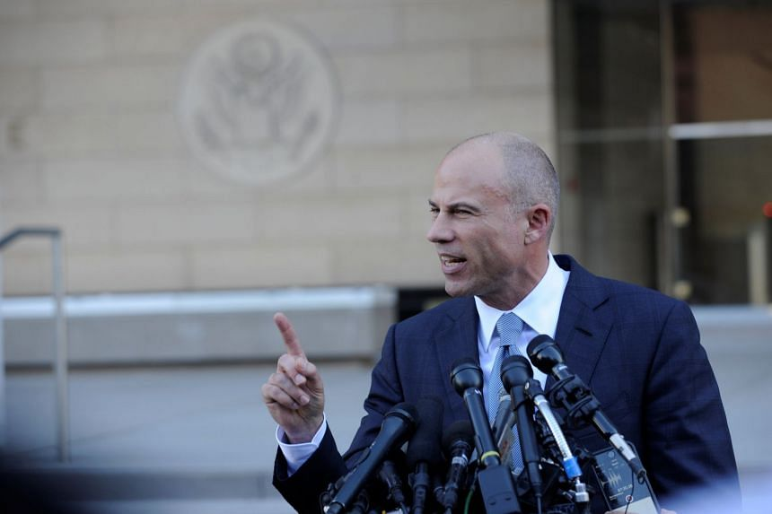 Michael Avenatti, an attorney for Daniels, told reporters outside court he expected Otero to make a ruling within days, and that he would appeal if the case were dismissed.