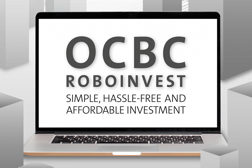 With OCBC RoboInvest, monitoring and maximising your investment portfolio also become a breeze.