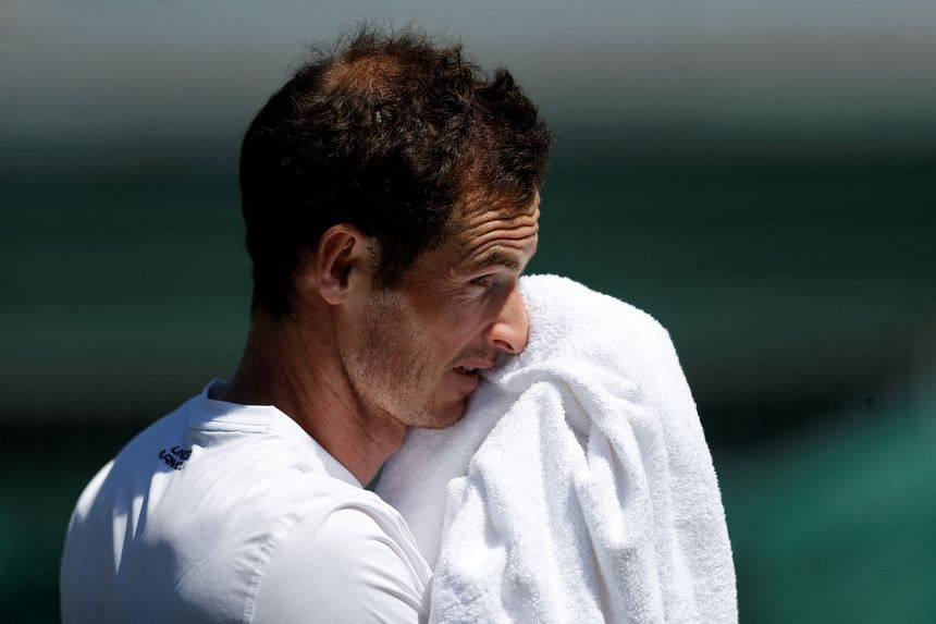 Andy Murray wins first match since US Open as opponent retires
