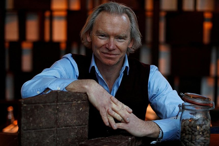 Hotel Chocolat's chief executive Angus Thirlwell said the expansion was part of efforts to turn the company into a global brand.