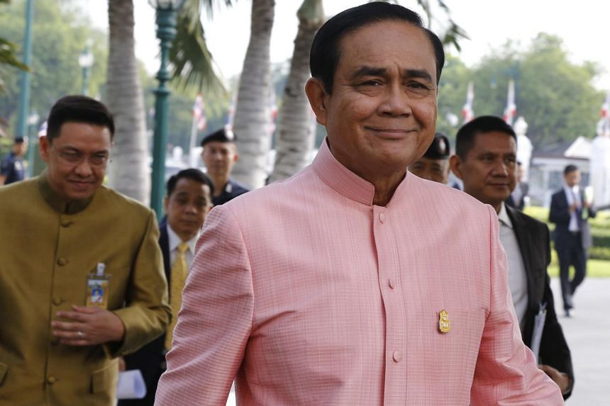 Thailand's junta leader Prayut Chan-o-Cha booted out the current mayor of Pattaya and installed ally Sonthaya Khunpluem to the influential post.