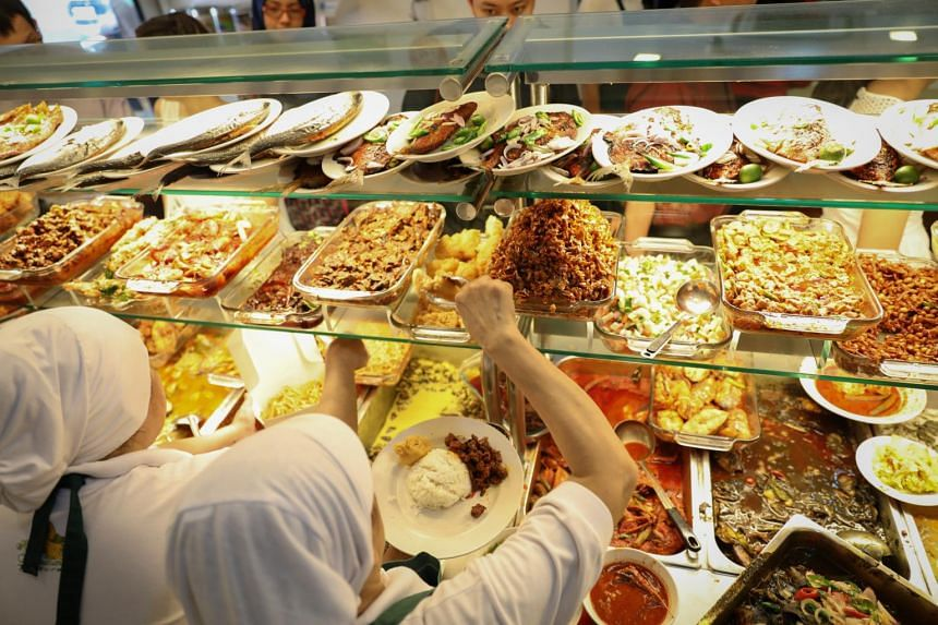 Restaurants Hjh Maimunah, Mamanda and Pu3, along with hawker stall Dapur Bonda Khadijah at Berseh Food Centre, have come on board the Health Promotion Board's Healthier Dining Programme.