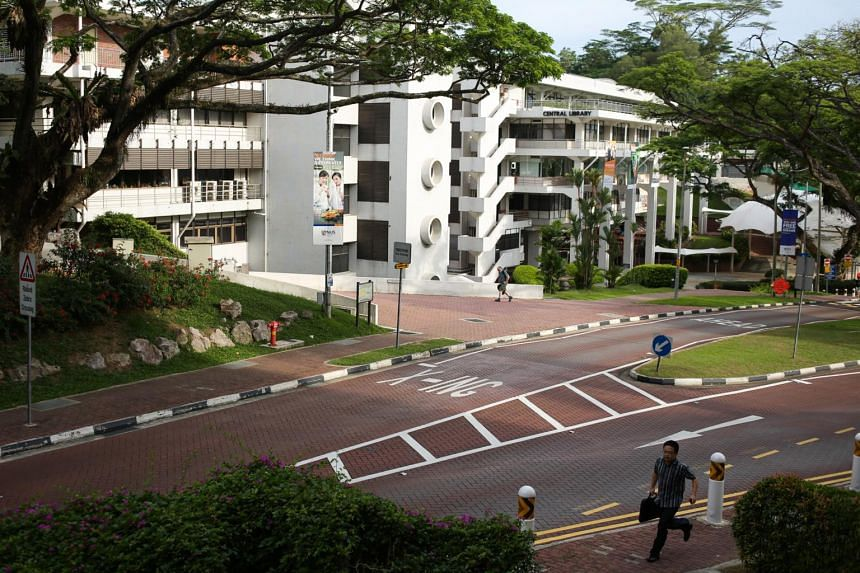 The National University of Singapore (NUS) slid one place to the 23rd position in the latest Times Higher Education World University Rankings released on Sept 26, 2018.