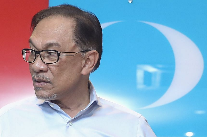 Incoming party president Anwar Ibrahim sent a strong message to PKR members that the party would not tolerate such incidents in future.