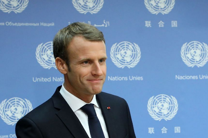 Defending the Iran nuclear deal, French President Macron urged dialogue with Teheran, again clashing with the US President Trump who a few hours earlier called on world governments to isolate Iran.