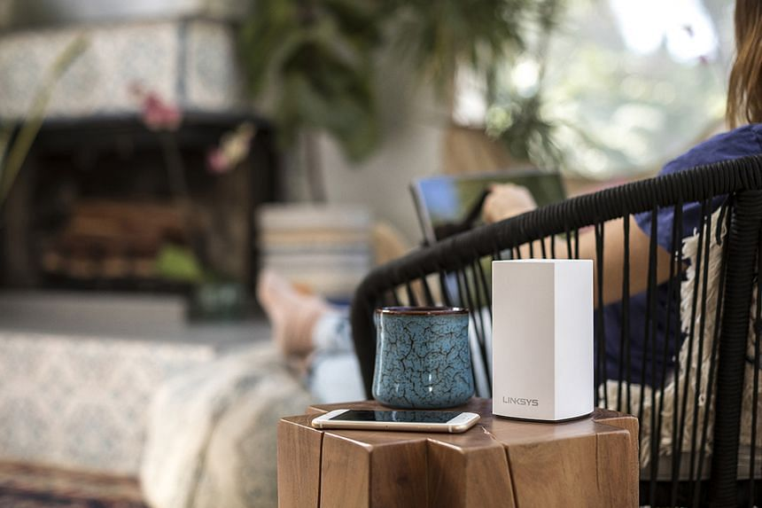 All you need is a smartphone with the Linksys mobile app, for iOS and Android, to set up mesh routers like the Velop.