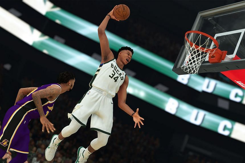 The storyline in NBA 2K19 is interesting, but the shooting mechanism is the most difficult in the NBA 2K series basketball simulation franchise.