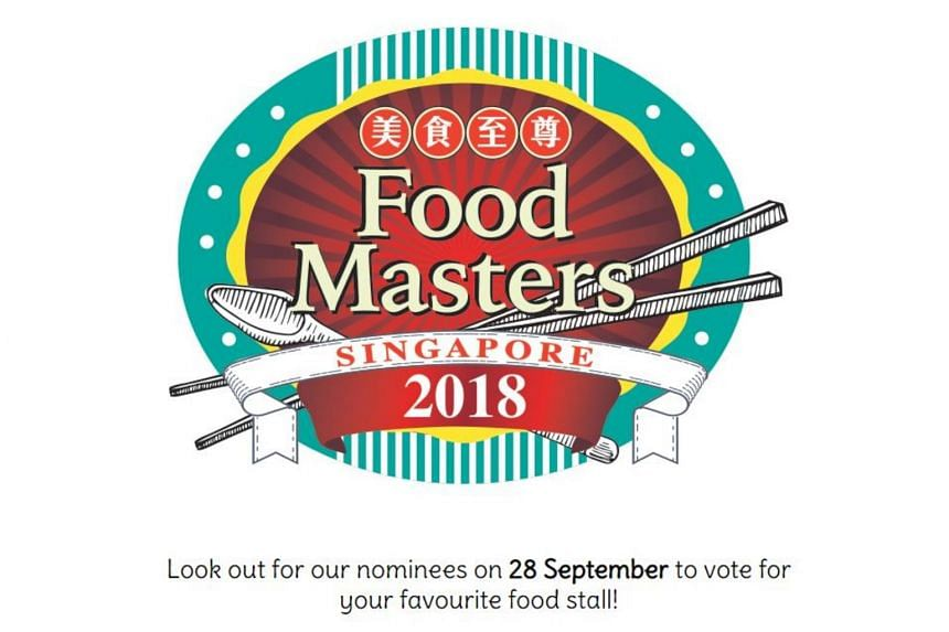 A total of 120 stalls and restaurants are up for voting and a dozen lucky people stand to win a $100 shopping voucher each if their favourite stalls are selected as finalists in the contest.