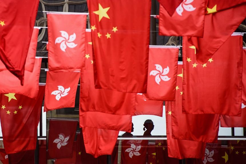 """Article 23 of semi-autonomous Hong Kong's mini-constitution, the Basic Law, says the city must enact national security laws to prohibit """"treason, secession, sedition (and) subversion"""" against the Chinese government."""
