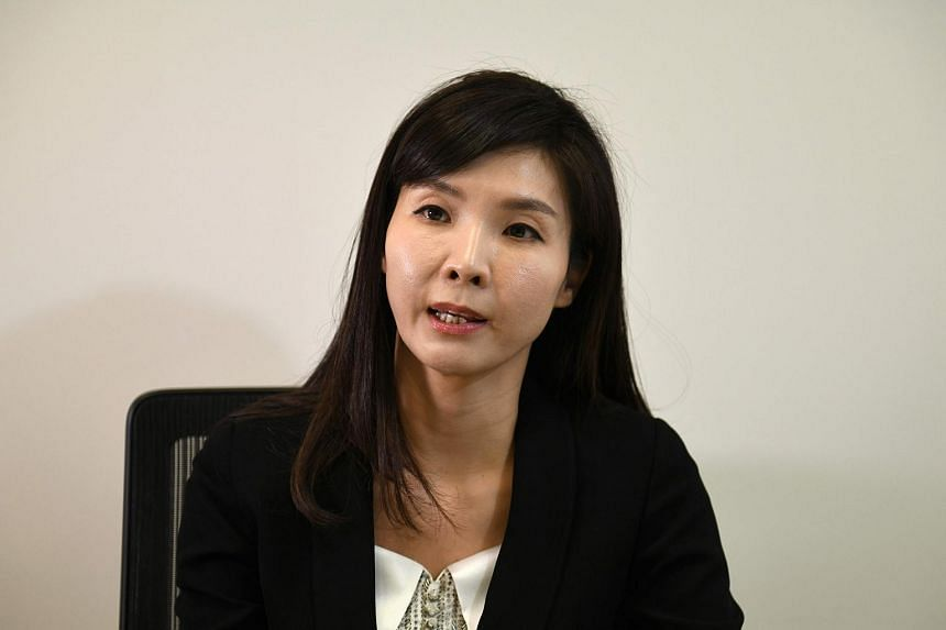 Ms Seo Ji-hyun was repeatedly groped by a senior colleague at the funeral of another co-worker's father.
