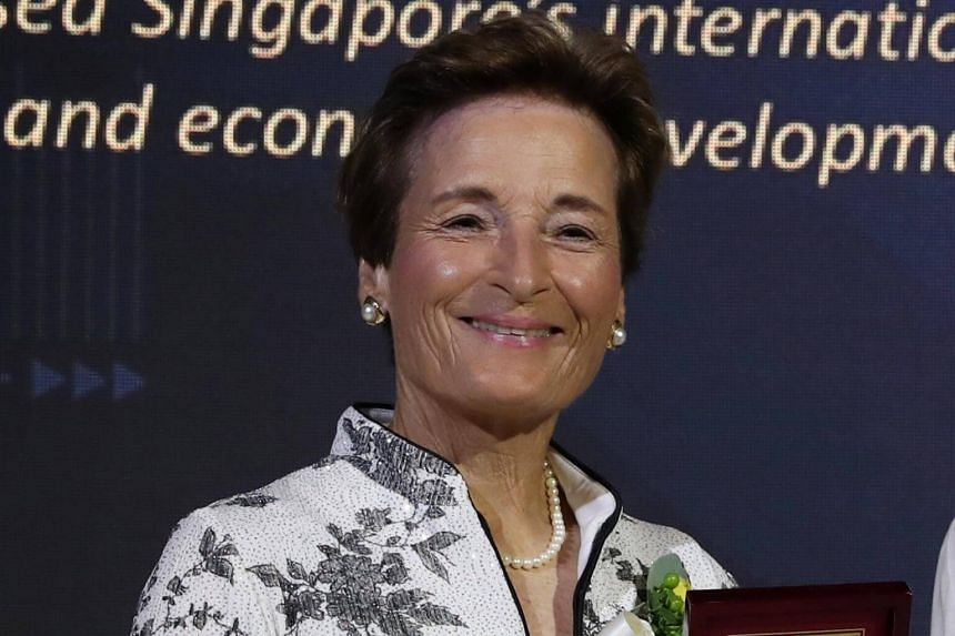 Professor Judith Swain is the founding executive director of the Singapore Institute for Clinical Sciences.