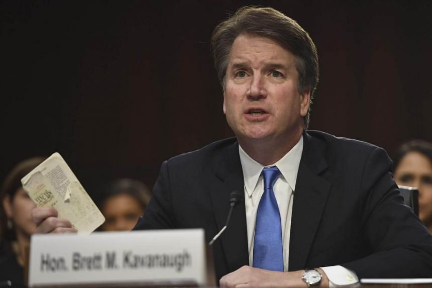 Brett Kavanaugh has vehemently denied the allegations made against him.