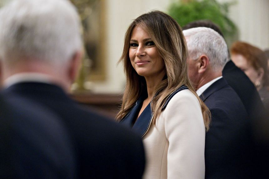 Mrs Melania Trump may be put in an awkward spot during her visit to Africa due to the disparaging remarks her husband President Donald Trump has made about the continent.