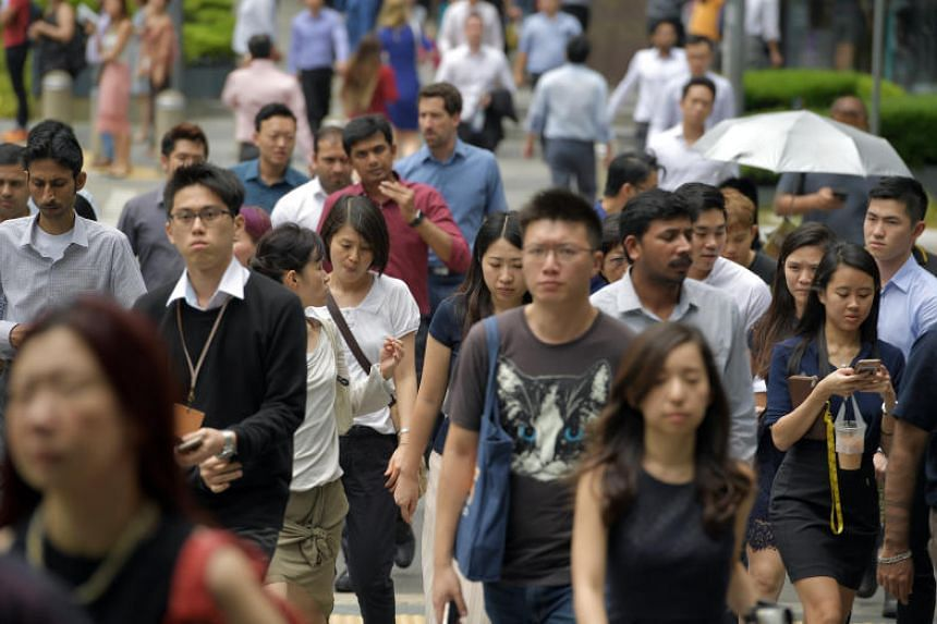 For Singapore's population to replace itself without immigration, women need to have an average of 2.1 babies.