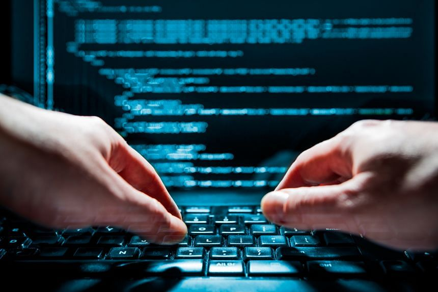 Every day, the Defence Cyber Organisation defends Mindef's networks from hundreds of web exploitation attempts. PHOTO: ISTOCK