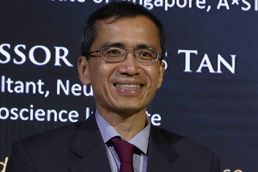 Professor Tan Eng King