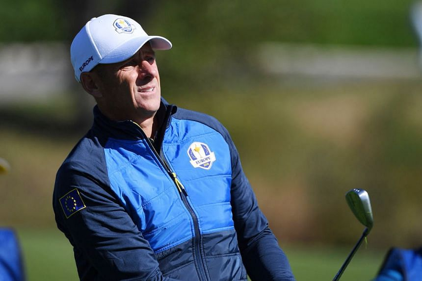 Sports, music and movie stars to the fore - Before the real McCoy that starts tomorrow, 20 sports stars, singers, actors and politicians took centre stage in a Ryder Cup 10-hole celebrity match that the United States won 15-13 on Tuesday - thanks to