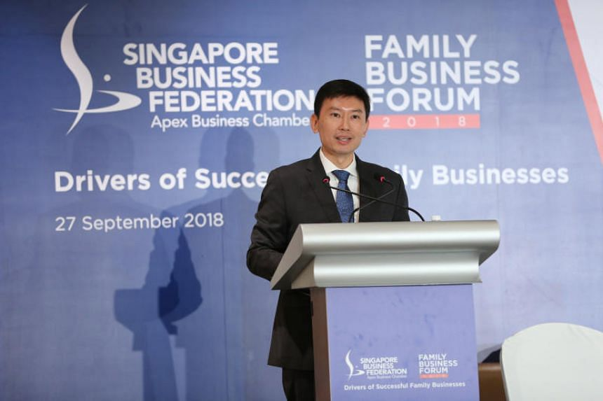 Senior Minister of State for Trade and Industry Chee Hong Tat said the review is meant to benefit small and medium-sized enterprises which take on government projects through enterprise and innovation.