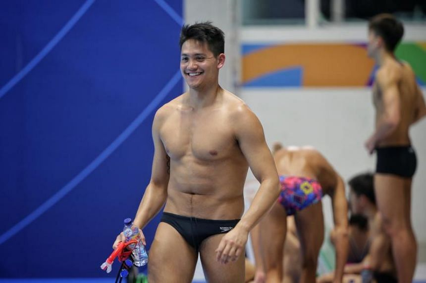 Joseph Schooling is set to be part of the Fina Swimming World Cup's star-studded line-up for the first time.