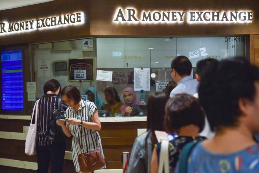 A check on Sept 27, 2018, showed that one Singdollar could buy RM3.0336 compared with RM3.0266 at the start of the year.