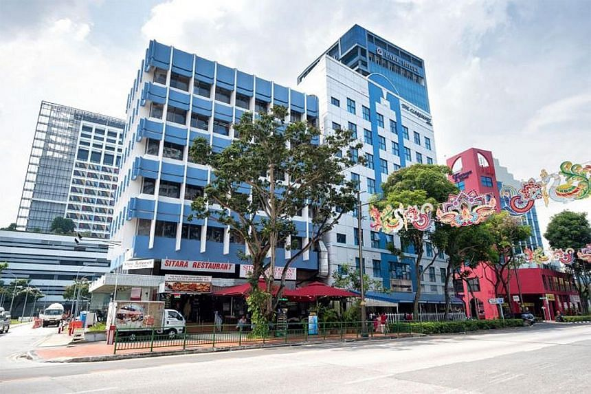 Located on the corner of Serangoon Road and Burmah Road, the 5,455 sq ft site has a gross plot ratio of 3. It could be used for retail, showroom, a fitness centre, medical suites, entertainment and serviced apartments, said marketing agent JLL. Tenan