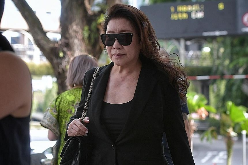 Shi Ka Yee will be back in court on Oct 25 for a decision on when she should start serving her sentence.