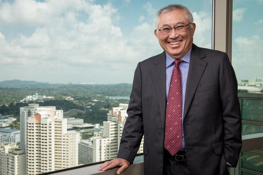 Housing Board chairman Bobby Chin is also the chairman of NTUC FairPrice Co-operative.