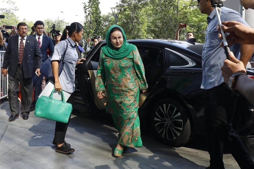 Datin Seri Rosmah Mansor will be called in by the police to facilitate the ongoing money laundering investigation into 1MDB.