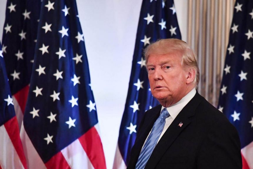US President Donald Trump claimed that China was trying to sway the Nov 6 US congressional elections against his Republican Party to punish him over trade.