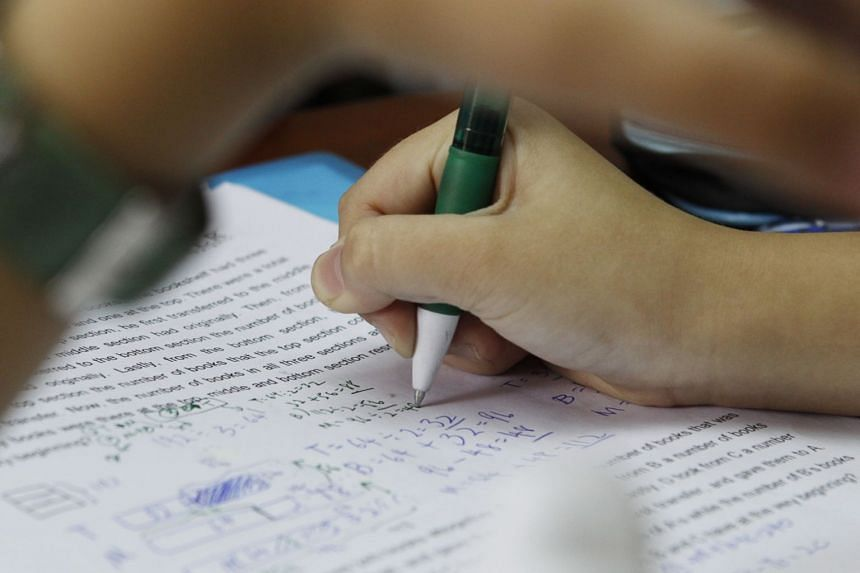 The aim of adjusting the school-based assessment structures is to reduce the overemphasis on academic results.