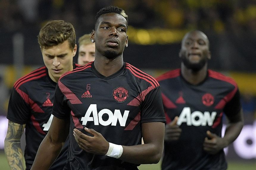 Paul Pogba is set to return to the Manchester United line-up after he was rested for the midweek League Cup defeat by Derby. Manager Jose Mourinho said he was pleased with the Frenchman's effort in training this week.